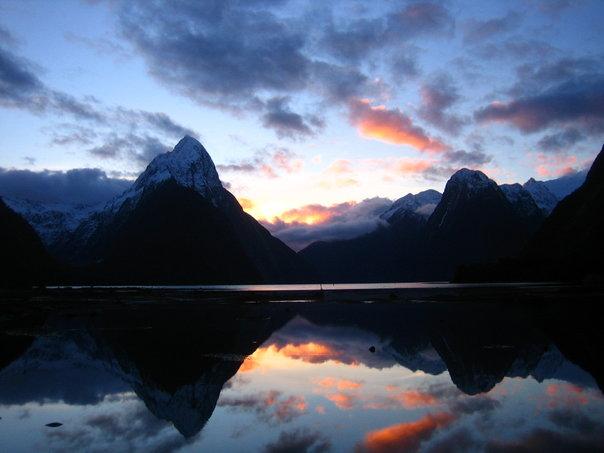 \Fiordland, NZ