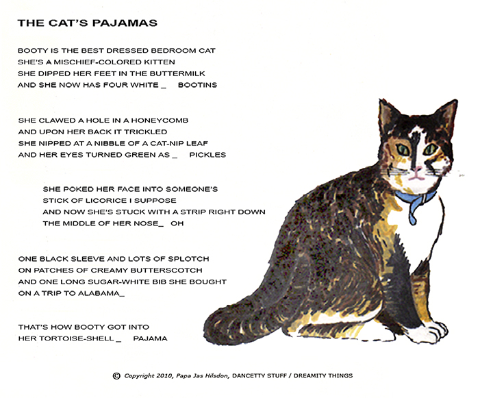 The Cats Pajamas-sm